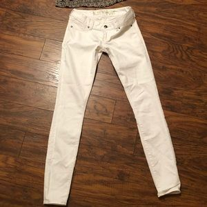 Denim - Express white jeans